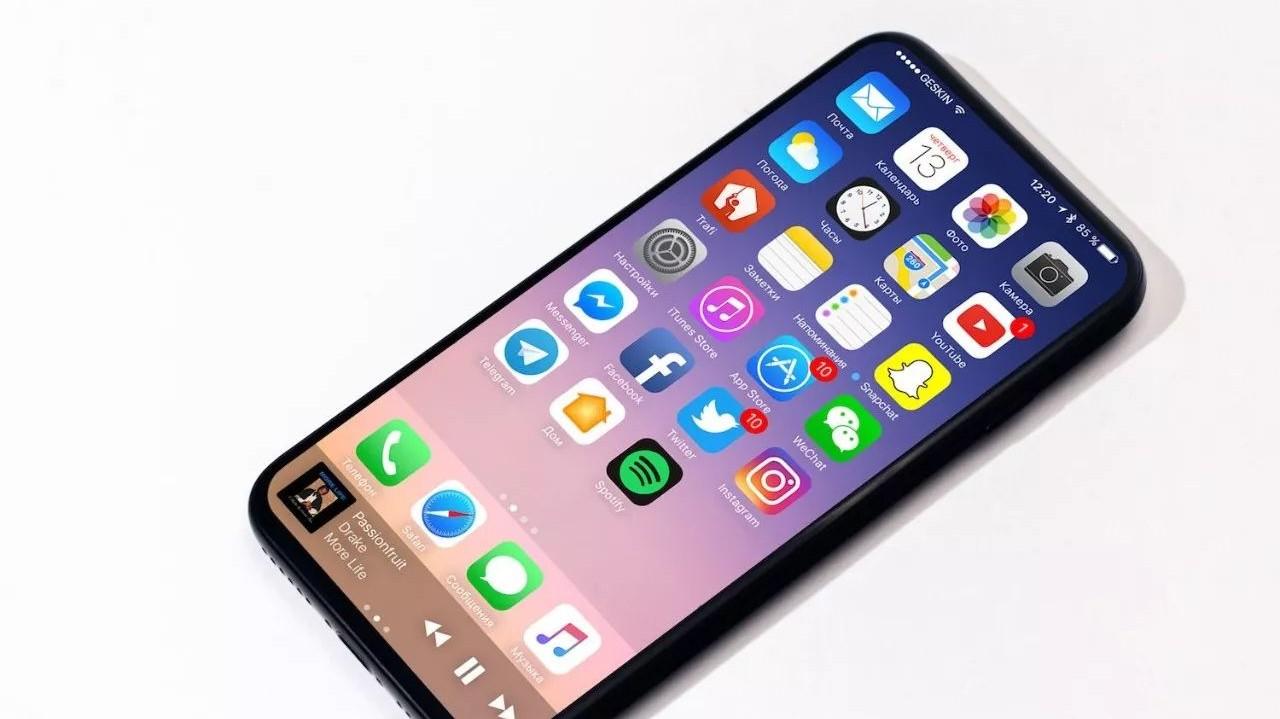 iPhone 2019,刘海终于没了!