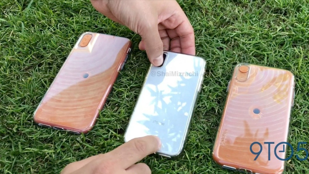 iPhone 9 真机曝光:刘海屏+三摄?