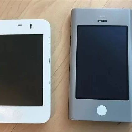 十年前的 iPhone 原型机长这样...