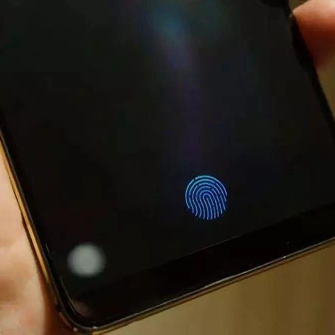 屏幕指纹解锁手机,还是 vivo 会玩!