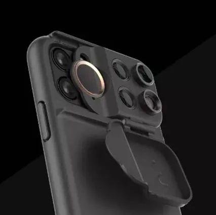 iPhone 11 这个版本有 5 个摄像头,我疯了...