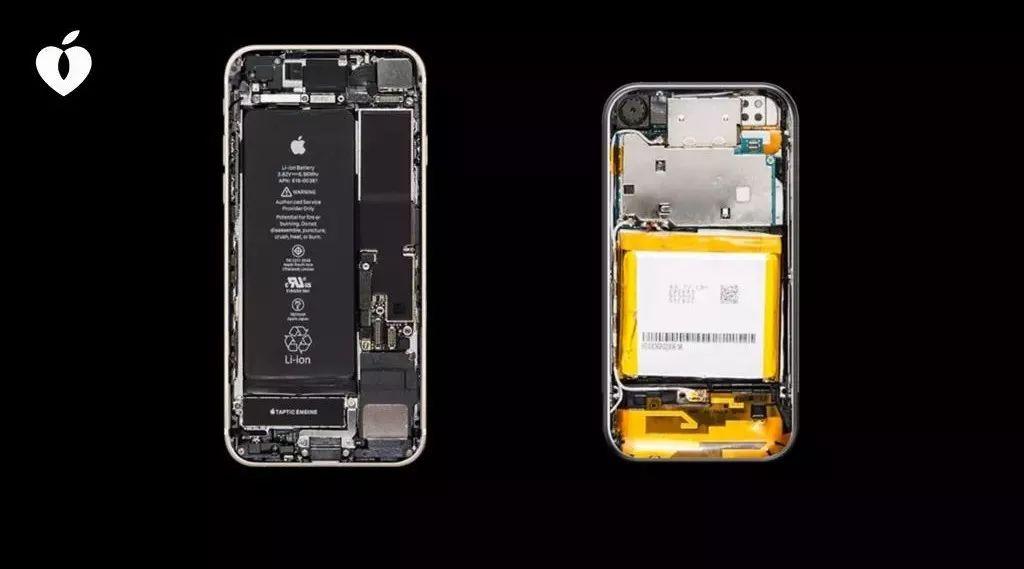 从1到8全部拆解!十年 iPhone 内部变化惊人!
