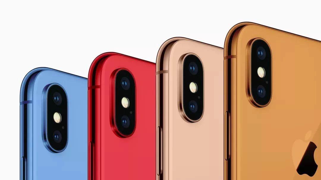 新 iPhone 重大变化:双卡双待 + 8种配色!