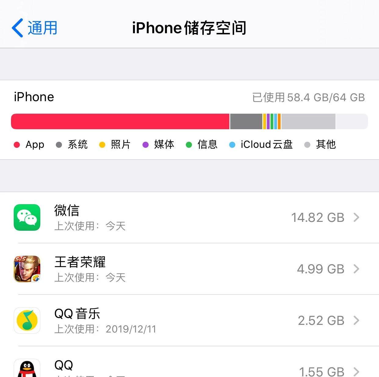 iPhone 如何保留微信聊天记录,同时清理缓存?