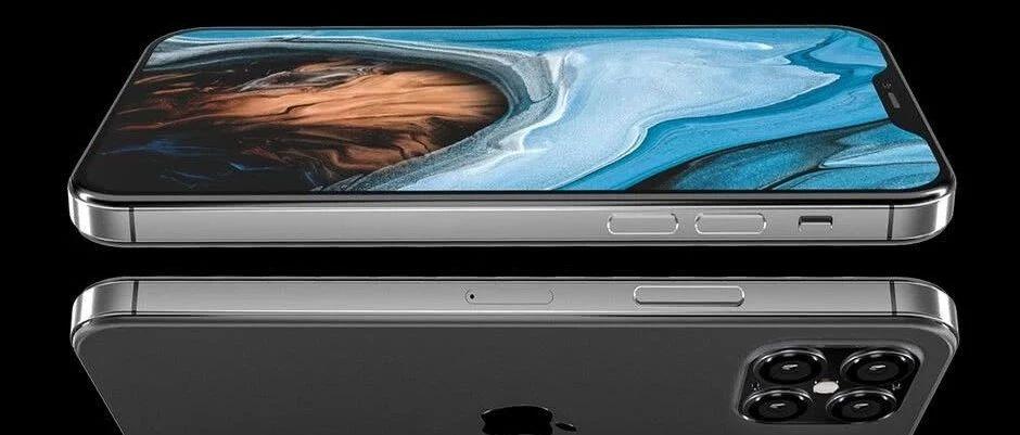 iPhone 11S 外形曝光,回归 IP4 直角设计!