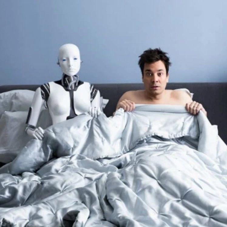 没想到,我竟然睡了个机器人...