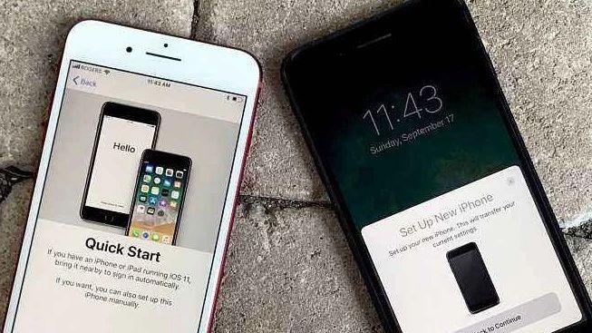 苹果:扔掉你手里的安卓手机!