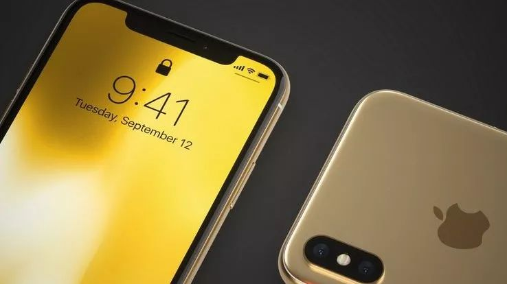 双卡双待: iPhone 2018 新配色来了~